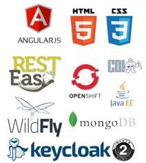 OpenShift + Keycloak + AngularJS + JavaEE + MongoDB + CSS = MyCV